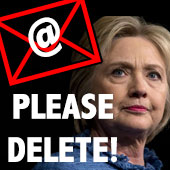 Hillary - Delete My Emails Thumbnail