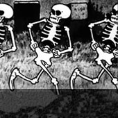 Spooky Scary Skeletons Thumbnail