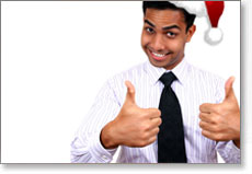 Picture of Outsource Christmas to India