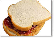 Picture of PB and J Time