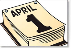 Picture of April Fools Day