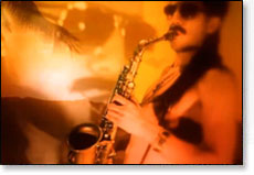 Picture of Sexy Sax Man Careless Whisper